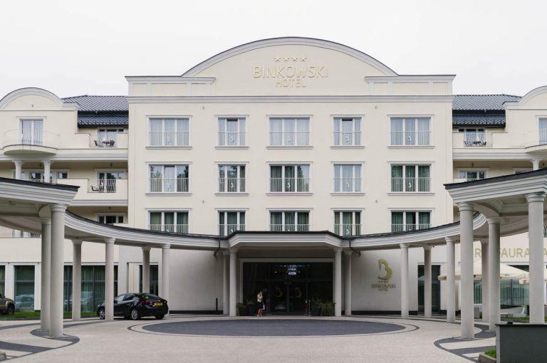 hotel binkowski w kielcach