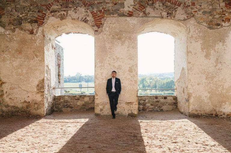 sesja plenerowa krzyztopor fotograf na slub sandomierz 14(pp w768 h511)