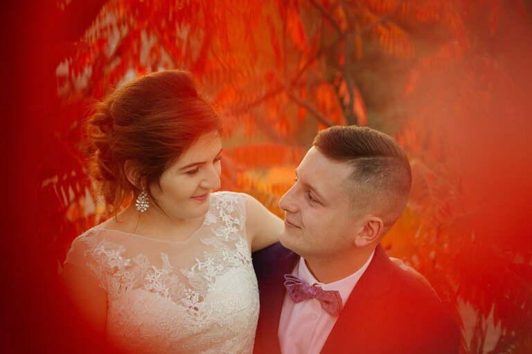 miejsca na sesję ślubną - zdjęcia ślubne w plenerze