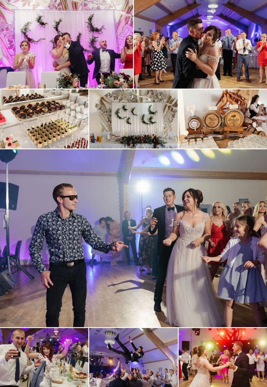 Sale weselne świętokrzyskie - dom weselny Anioł Wita w Górnie